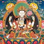 DALAI LAMA, INITIATION DE TCHENREZI