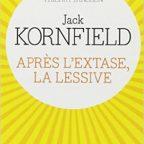 Après l'EXTASE, la LESSIVE. Jack Kornfield, Pocket, 2001