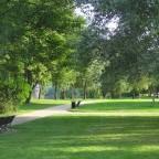 C'est un parc, un endroit calme et tranquille….